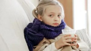 Компрессы при ларингите у детей