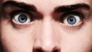 Больно поворачивать глазами