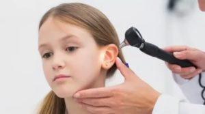 Ребенок плохо слышит после отита