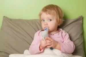 Ингаляции при температуре у детей комаровский