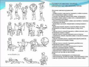 Лфк при хобл комплекс упражнений