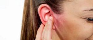 Боль в ухе гомеопатия
