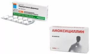 Парацетамол антибиотик или нет