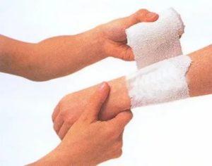 Солевые повязки при бронхите