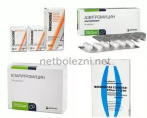 Антибиотики при лимфадените шейном