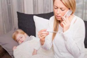 Частые простудные заболевания у детей причины
