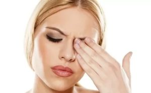 Болит лоб над глазом