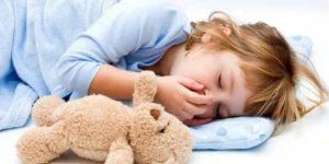 Сонливость у ребенка причины