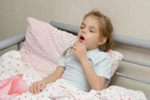 Стенозный кашель у ребенка