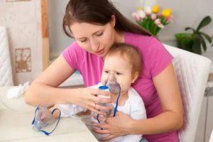 Как использовать ингалятор для детей