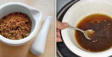 Тминное масло при гайморите