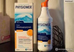 Физиомер или аквалор что лучше