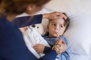 Ребенок заболевает простудой что делать