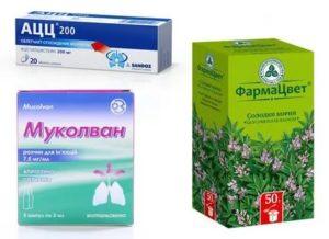 Противовоспалительные препараты при простуде для детей