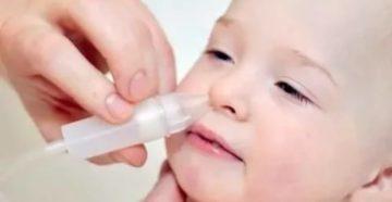 Почему ребенок шмыгает носом а соплей нет