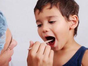 Дифтерия у детей симптомы и лечение фото