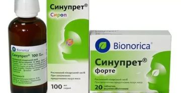 Лекарство от хронического насморка