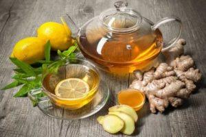 Как приготовить напиток из имбиря