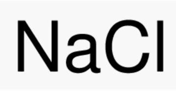 Натрия хлорид формула