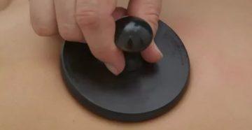 Эбонитовый диск лечение
