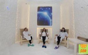 Соляная комната при беременности