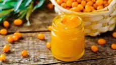 Облепиха с медом полезные свойства