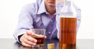 Алкоголь при кашле