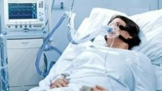 Искусственная вентиляция лёгких фото