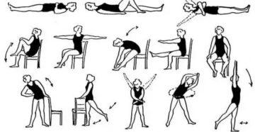 Лечебная гимнастика при бронхиальной астме