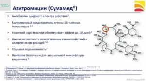 К какому ряду антибиотиков относится азитромицин