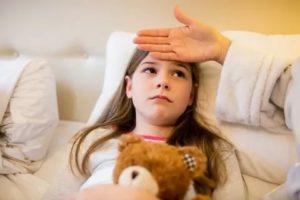 Ребенок болеет без температуры комаровский