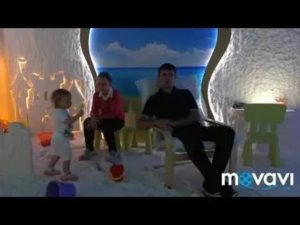 Соляная пещера комаровский