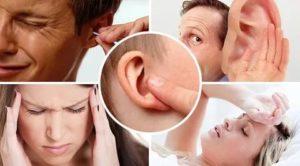Неприятный запах из уха у взрослых